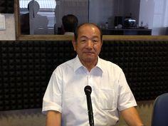 きょうのアイタイムゲストは奥町の青色防犯パトロール隊 代表の永田光儀さんがいらっしゃいました! 地域での活動についてお話いただきました。 防犯で活躍しているピンクのクラウンでお越しいただきました!