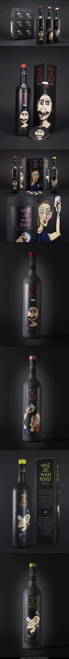 MOI JE M 'EN FOUS! Wine Series for DOMAINE MESSENICOLAS  #taninotanino #vinosmaximum