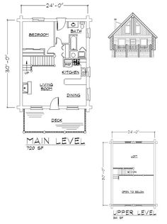 1000 images about house plans on pinterest log home for 24x32 house plans