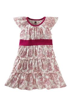 Kavadi Twirl Dress (Baby, Toddler, Little Girls, & Big Girls by Tea Collection on @HauteLook