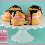 Gluten free Cream Puffs #glutenfree