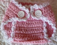 Newborn Diaper Cover With Matching Hat and Booties by BrijohCrafts, $15.00