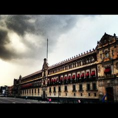Palacio Nacional in Cuauhtémoc, Distrito Federal