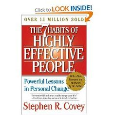 {THE 7 HABITS OF HIGHLY EFFECTIVE PEOPLE BY Covey, Stephen R.(Author)}The 7 Habits of Highly Effective People: Powerful Lessons in Personal Change (REV)[paperback]Free Press(Publisher) [Unknown Binding].  List Price: #EANF#  Savings: #EANF#