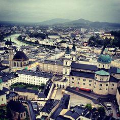 Salzburg Altstadt in Salzburg, Salzburg