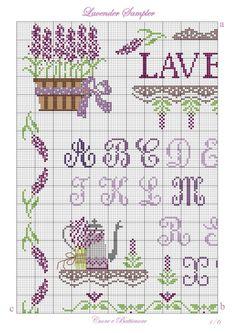 Gallery.ru / Фото #1 - Lavender Sampler - Marina-Melnik / lawendowo 4/6