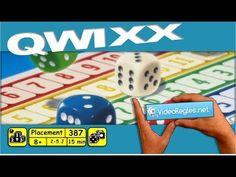 """La vidéorègle du jeu de société """"Qwixx"""" par Yahndrev (#387) (+sub) - YouTube"""