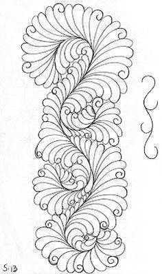 LuAnn Kessi: Sketch Book......Spine Designs