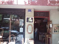 tienda de antiguedades