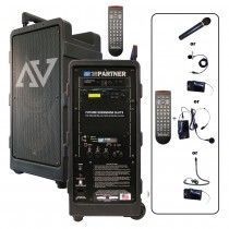 AMPLIVOX Digital Audio Travel Partner Public Address System $1,700.00 each #public #address #system #manufacturing www.librami.com