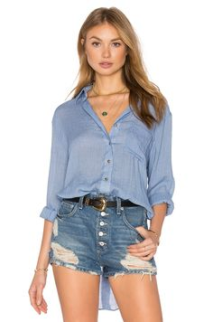 Free People CAMISA THAT'S A WRAP