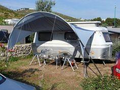 eriba touring sonnendach vision luifel camping