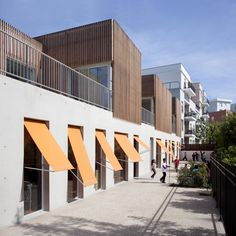 Gavroche儿童中心 / SOA Architectes