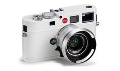 Leica is releasing a special edition all-white camera, and very few will be produced — and the price is still unknown. Leica Camera, Rangefinder Camera, Leica M, Camera Gear, Film Camera, Leica Appareil Photo, White Camera, Foto Fun, Photo Deco