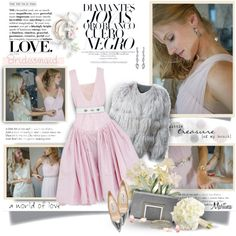 """""""BridesMaid"""" by thewondersoffashion on Polyvore"""