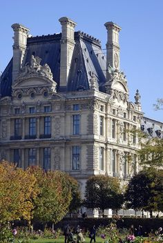 Views Of The Musee Du Louvre In Paris France Photograph