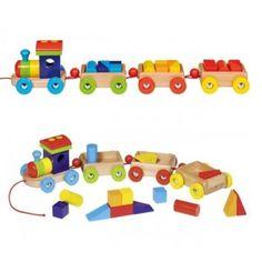 Train Orlando Goki