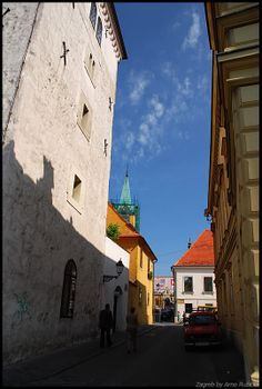 [Zagreb] / The Old City (Upper town) / Croatia