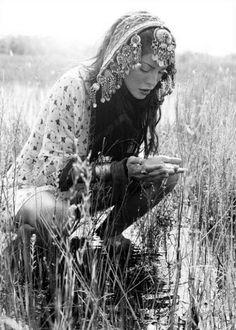 gypsy headdress