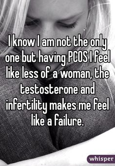 20 Painfully Honest Confessions From Women With Polycystic Ovary Syndrome
