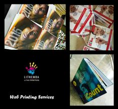 If you are looking for web printing services, speak to our professional sales executives that will be able to advise you on which format would best suit your needs and budget.