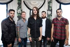 """Interview with Mayday Parade  Their last album """"Black Lines"""" came out on October 9,and they're gonna to celebrate their 10th career's anniversary."""