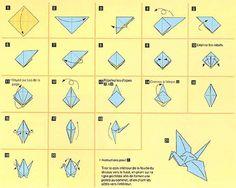 Diy Mobile Origami Oiseaux Pinterest Origami Origami Paper Et Diy