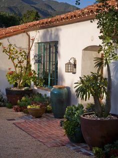 Spanish bungalow