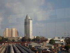 Haifa - Israel Haifa Israel, San Francisco Skyline, Travel, Viajes, Destinations, Traveling, Trips