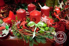 Kolekce   Vanoční kolekce   Květiny Petr Matuška Brno - dekorace, floristika, řezané květiny, svatební kytice
