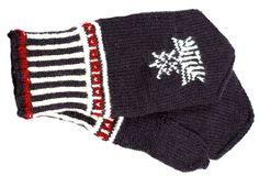 Maybe I'll knit a variation of these - North Karelian mittens Fingerless Mittens, Knitting Socks, Knit Socks, Wrist Warmers, Winter Hats, Beanie, Creative, Pattern, Knitting