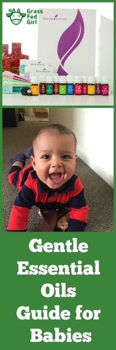 Best Oils Guide for Gentle Babies   https://www.grassfedgirl.com/best-essential-oils-guide-for-gentle-babies/