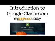 Learn the basic steps of getting started with Google Classroom inside your district's Google Apps for Education account