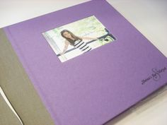 Custom Bat Mizvah Photo Booth Guest Book / Scrapbook. Made to order. You design the cover, we walk you through the process.