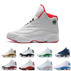 7d4dd22df97b 13 13s Mens Basketball Shoes Phantom Hyper Royal Italy Blue Bordeaux Flints  Chicago Bred DMP Wheat Olive Ivory Black Cat Men Size 5.5 13 Men Basketball  ...