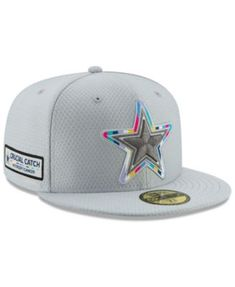 New Era Dallas Cowboys Crucial Catch Fitted Cap 2018 - Gray 7 Gucci Hat, Fitted Caps, Snap Backs, Sports Fan Shop, Mens Gift Sets, Dallas Cowboys, Baby Shop, Nfl, Hats