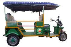 Solar rickshaws to be sold in Kerala, starting November 8, 2016 - MotorScribes