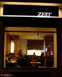 Vegan Restaurant Zes