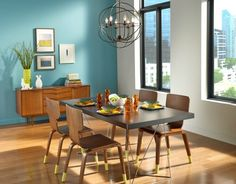 Behr 2015 Spring Color Trend Report