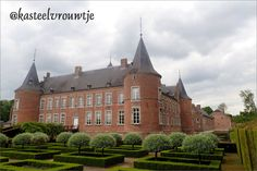 Alden Biesen castle near Bilzen in Belgium, to the west of Maastricht, was a castle of the knightly Teuntonic Order