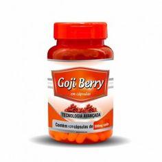 Goji Berry 120 capsulas 500mg Promel