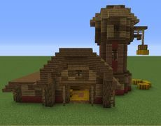 Image result for minecraft barn