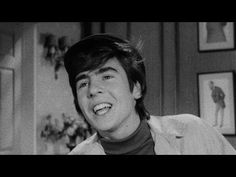 A portion of Davy Jones' screen test for The Monkees. He was only 19 at the time, and he was already a charmer.