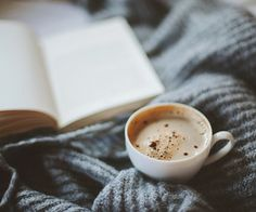 relax | coffee | quiet afternoons | reading | in bed | cozy blankets