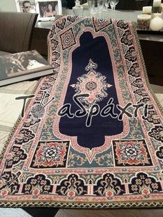 Cross Stitch Designs, Cross Stitch Patterns, Cross Stitch Embroidery, Needlework, Diy And Crafts, Bohemian Rug, Carpet, Traditional, Flowers
