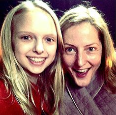 Karla Droege  as Marion Cavanaugh and Jessica Belkin as Bethany Young Pretty Little Liars 6x10 behind the scenes