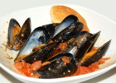 Easy Mussel Recipe