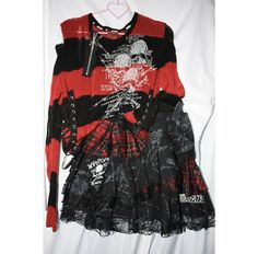 Punk Outfits, Cosplay Outfits, Swag Outfits, Grunge Outfits, Skirt Outfits, Cool Outfits, Fashion Outfits, Aesthetic Grunge Outfit, Aesthetic Clothes