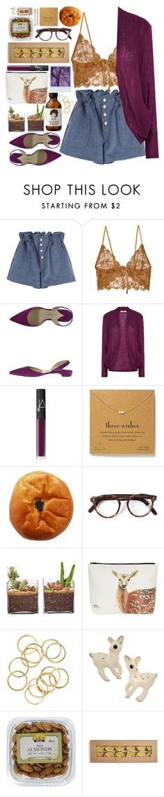 """""""#650 Maya"""" by blueberrylexie ❤ liked on Polyvore featuring мода, For Love & Lemons, Paul Andrew, Oasis, NARS Cosmetics, Polaroid, Dogeared, Cutler and Gross, Shop Succulents и AG Adriano Goldschmied"""