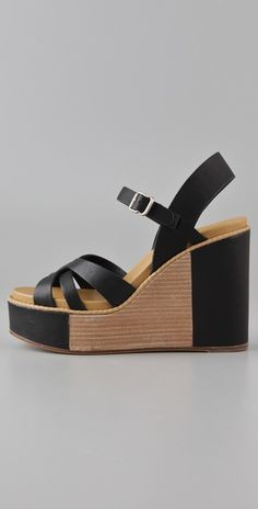 see by chloe #Shoes - Looks like cool architecture to me :)
